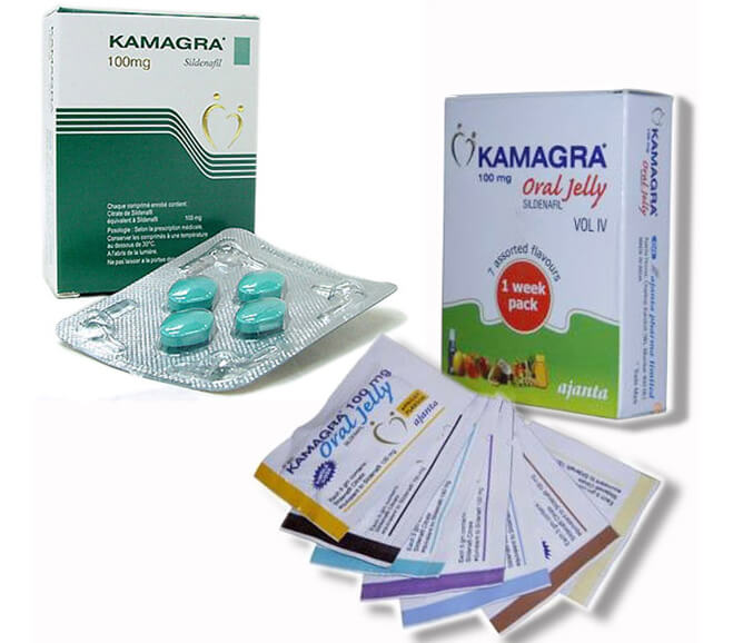 kamagra have several unique forms