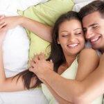 Couple in bedroom generic sildenafil